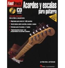 Fast Track Acordes y Escalas para Guitar