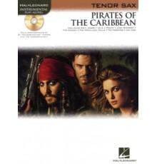 Disney Pirates Of The Caribbean Tenor Sa
