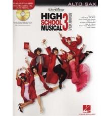 *Disney High School Musical 3   CD/ Sax