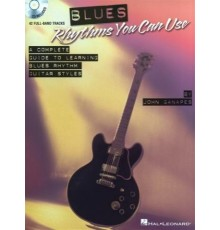 Blues Rhythms. You Can Use   CD