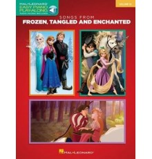 Easy Piano Play-Along Songs from Frozen,