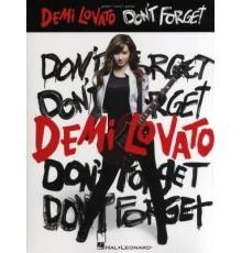 Demi Lovato, Don?t Forget