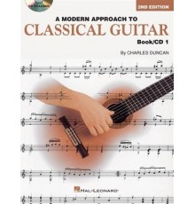 A Modern Approach to Classical Guitar Bo