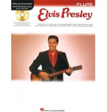 Play-Along Elvis Presley   CD/ Flute