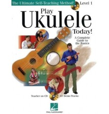 Play Ukulele Today! Vol. 1   CD