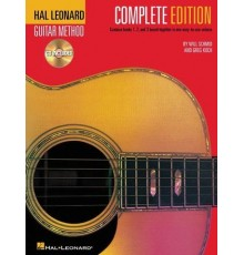 Guitar Method Complete Edition   2CD