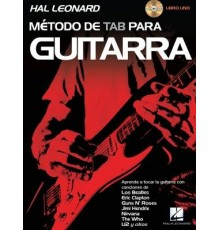 Método de Tablatura para Guitarra   CD