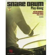 Snare Drum Play-Along   CD