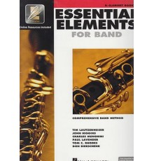 Essential E. for Band Book 2 Bb Clarinet