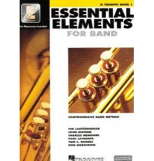 Essential E. for Band Trumpet Book 1