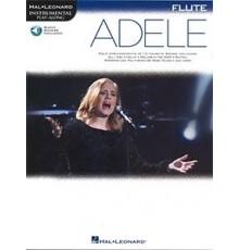 Adele Flute/  Book   Online Audio