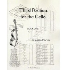 Third Position for the Cello Book One