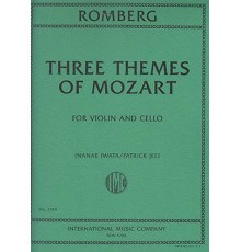 Three Themes of Mozart
