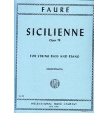 Sicillenne Op. 78