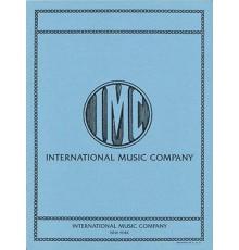 Sonata G minor for String Bass and Piano