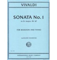 Sonata Nº 1 in Bb Major, RV 47