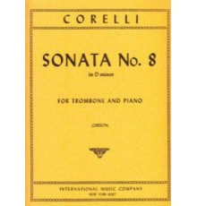 Sonata Nº 8 in D minor