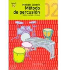 Método de Percusión Vol. 2   CD