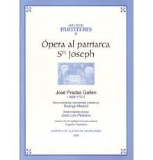 Opera al Patriarca San Joseph   CD