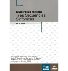 Tres Secuencias Sinfónicas/ Full Score A