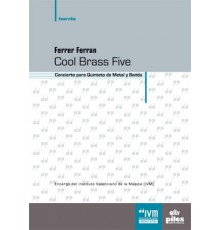 Cool Brass Five/ Full Score A-3