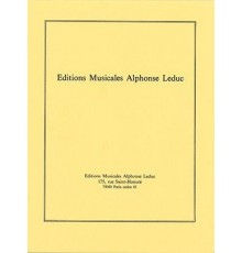 Etudes Mignonnes pour Flute Op. 131