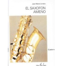 El Saxofón Ameno. Cuaderno 1