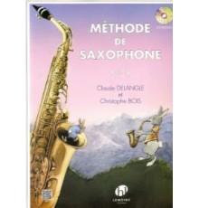 Méthode de Saxophone V. 2   CD