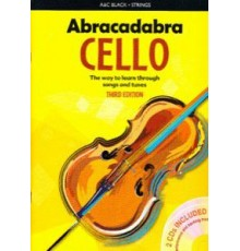 Abracadabra Cello Book   2CD