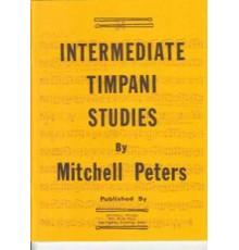 Intermediate Timpani Studies, Method