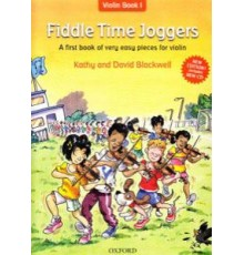 Fiddle Time Joggers.Violin Book 1   CD