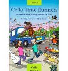 Cello Time Runners   CD Book 2. Easy Pie