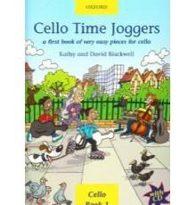 Cello Time Joggers   CD Book 1. Easy Pie
