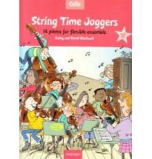 String Time Joggers Cello Book   CD