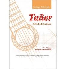 Tañer. Método de Guitarra.