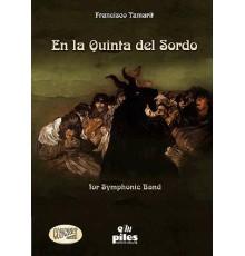 En la Quinta del Sordo/ Score & Parts A-