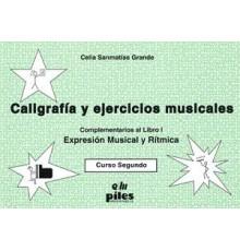 Caligrafía y Ejercicios Musicales Vol.2