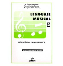 Lenguaje Musical. Guía Profesor Nº 2