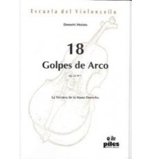 18 Golpes de Arco Op.36 Nº1