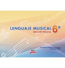 Lenguaje Musical. Libro Alumno Nº 6a