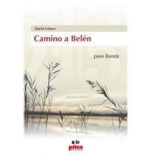Camino a Belén/ Score & Parts A-4