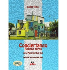 Conciertango Buenos Aires/Full Score A-4