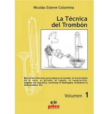 La Técnica del Trombón Vol. 1