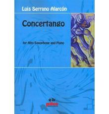 Concertango for Alto Sax and Piano