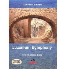 Lucentum Symphony/ Full Score A-3