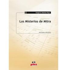 Los Misterios de Mitra   CD
