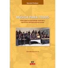 Música para Todos Guía del Profesor