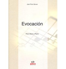 Evocación. Oboe y Piano