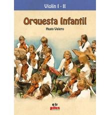 Orquesta Infantil/ Violín I y II