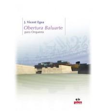 Obertura Baluarte/ Full Score